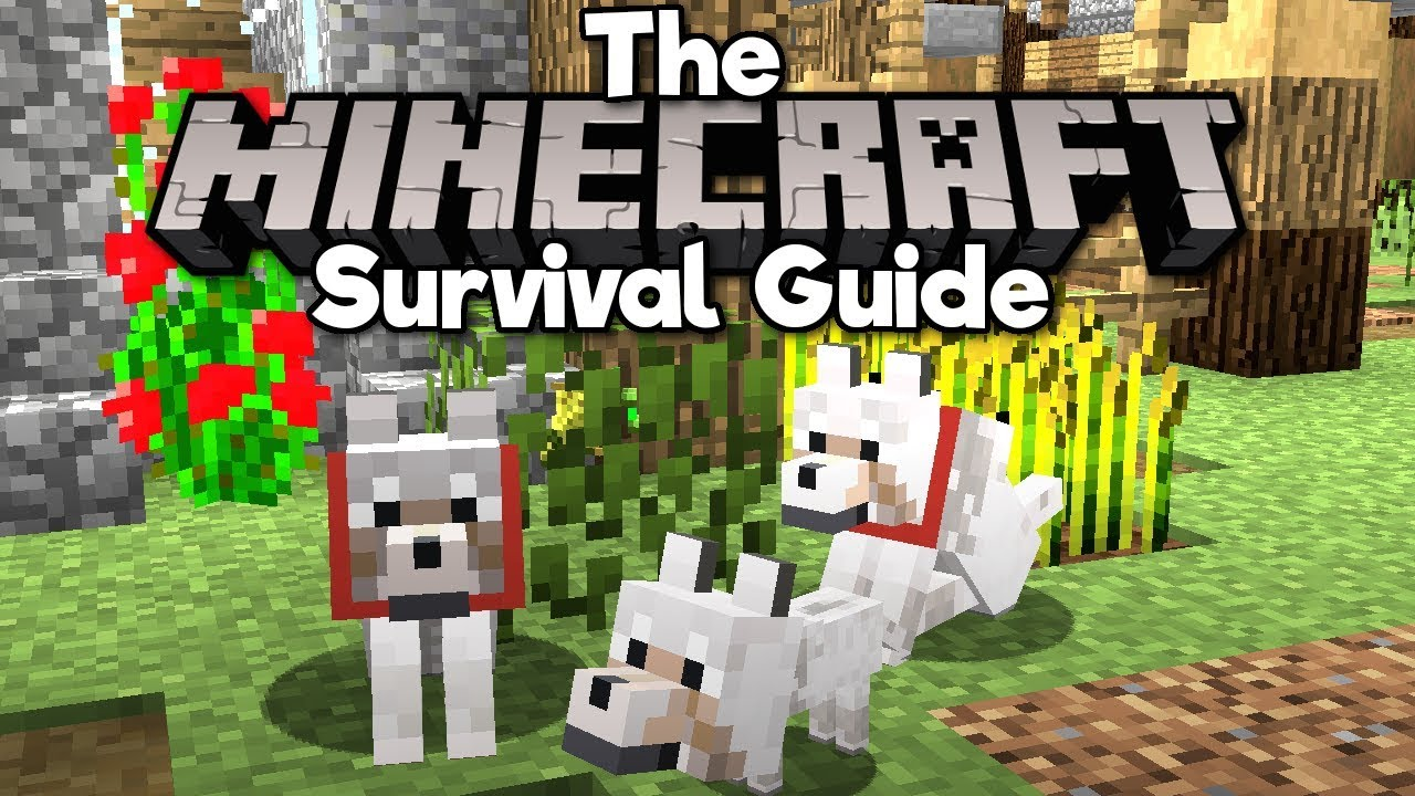 How To Breed All The Animals! ▫ The Minecraft Survival Guide (Tutorial Lets Play) [Part 76]