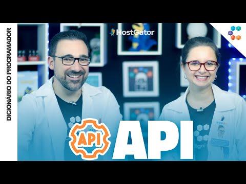 API // Dicionário do Programador