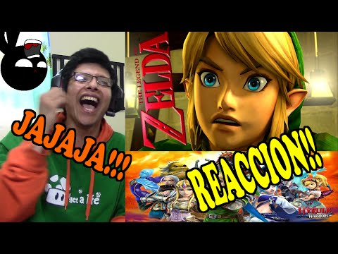 Racing for Rupees [SFM] – Animación 3D Zelda Parodia Video Reacción (Reaction)