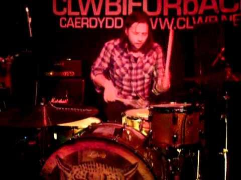 Greenhornes live 21.11.2010 Clwb Ifor Bach Cardiff