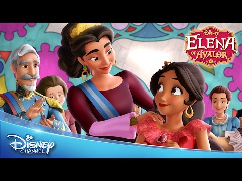 Elena of Avalor - Introduction | Official Disney Channel Africa