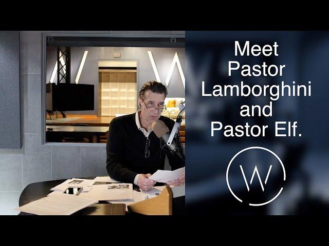 Meet Pastor Lamborghini and Pastor Elf.