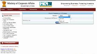 How to check company name availability for your new business