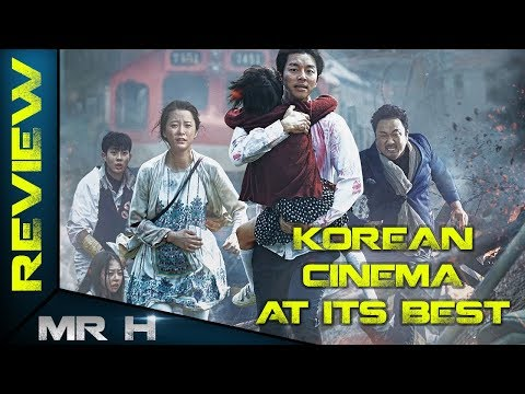 TRAIN TO BUSAN MOVIE REVIEW - Korean Cinema At Its Best