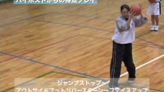 永田睦子 試合で生きるファンダメンタル 思いのままにステップワーク thumbnail