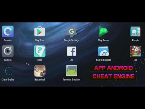 App Android Cheat Engine - Come usarla sui dispositivi con root