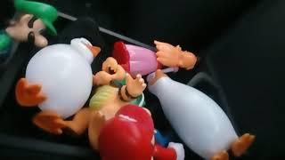 Sleepy mario & luigi Show : Mario & Freunde im neuen Auto