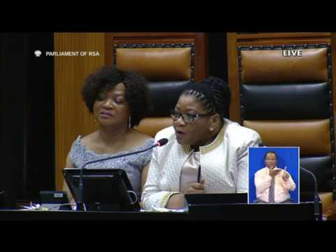 Watch: EFF MPs