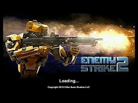 Enemy Strike 2 Android Gameplay