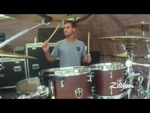 Zildjian Lesson - Matt Greiner of August...
