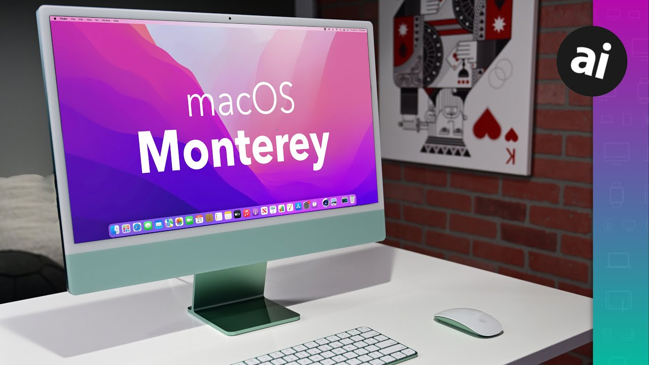 Hands on with the best new features in macOS Monterey