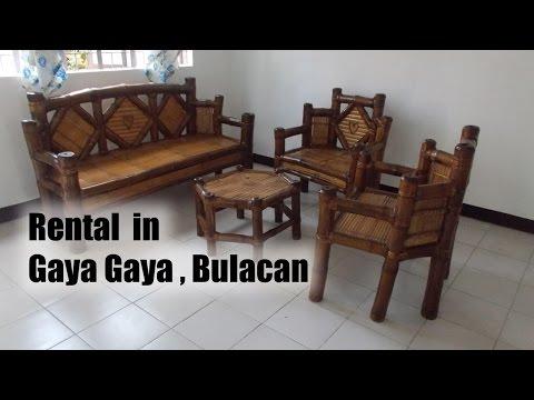 Joseph Thompson Filipino Rental Ready Gaya Gaya, Bulacan, Philippines