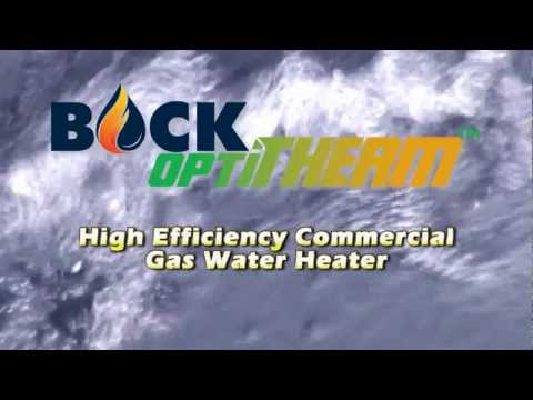 Bock Water Heaters OptiTHERM Training Video - Full Version