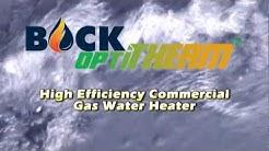 Bock Water Heaters optiTHERM Training Video - Full Version