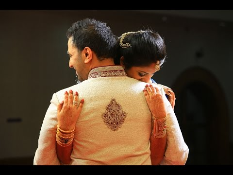 Kerala Wedding Reception at Kochi | Aswin & Parvathy