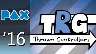 Thrown Controllers Game Show - PAX West 2016