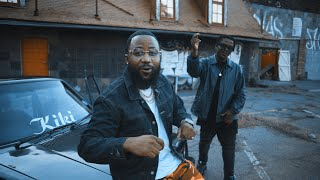 Focalistic - Never Know Feat. Cassper Nyovest (Official Video)