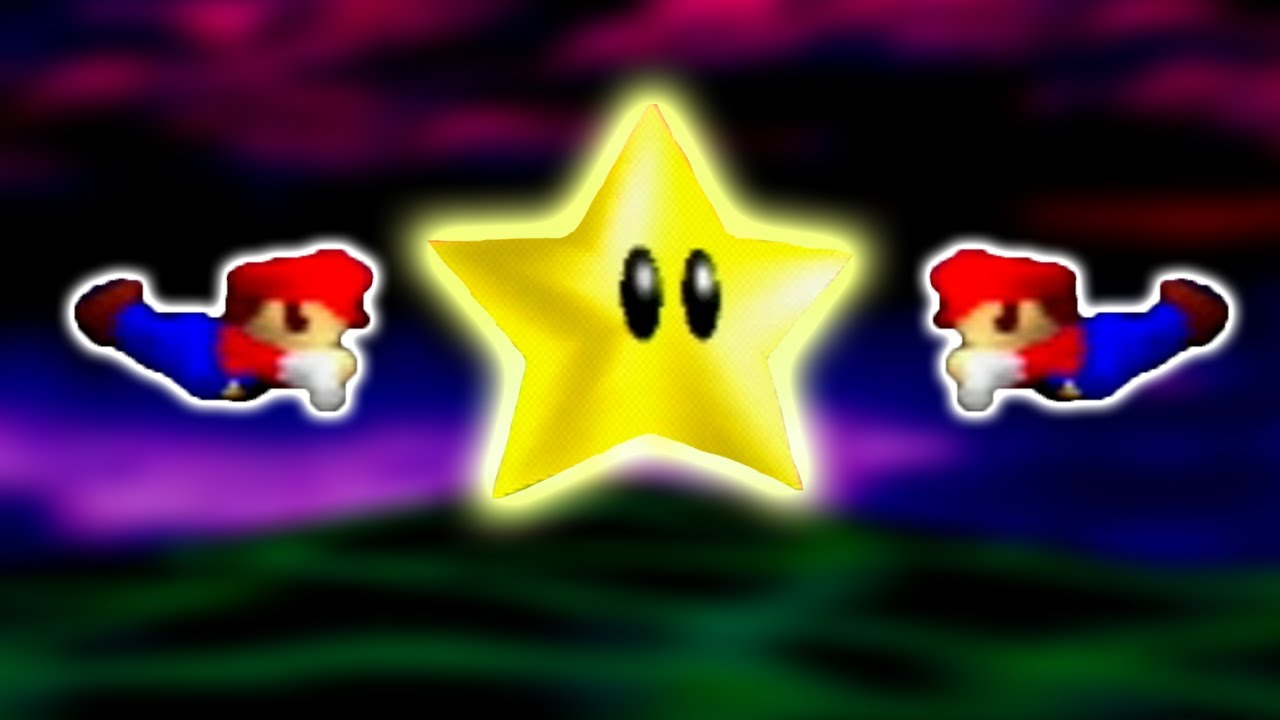 The closest 120 Star race ever seen in SM64 Speedrunning history.