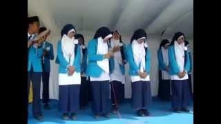 Juara 1 Lomba Asmaul Husna MTs Negeri Lubuk Pakam (Sumatra Utara)
