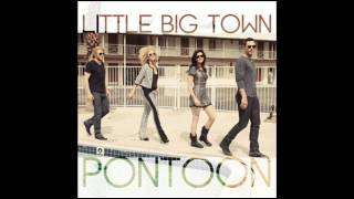 [Audio] Little Big Town   Pontoon