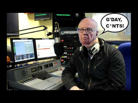 G'DAY, C*NTS! with Rupert Murdoch (Election Day 2017 special)