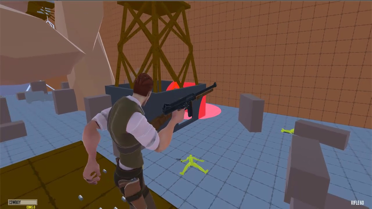 CGMA - Level Design for Games