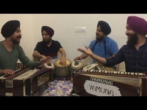 Kdi aa Mil  Sanwal  yaar  Ve Devender pal Singh nd Ustad Anikbar Singh ji Mehfil Time