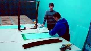 видео Козырек кованый односкатный - изготовление, цена, фото козырьки односкатные