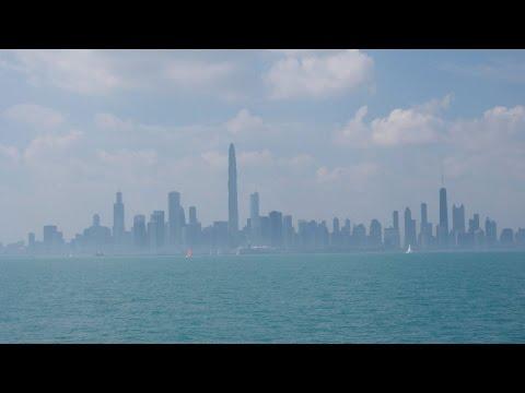 Chicago Spire video