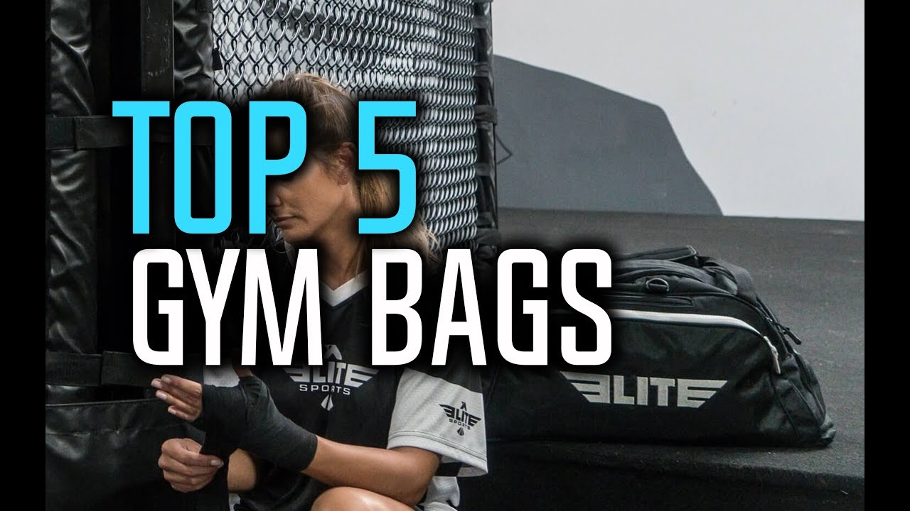 bebd660994 Best Gym Bags in 2018 - Which Is The Best Gym Bag  - YouTube