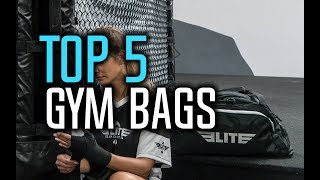 Best Gym Bags in 2018 - Which Is The Best Gym Bag?