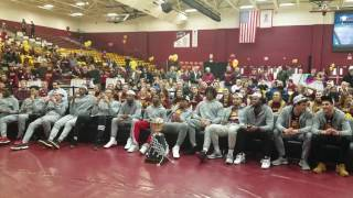 Iona Gaels Reaction to 2017 NCAA Selection