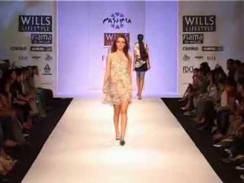 Pashma-Spring Summer 2011 Wills India Fashion Week -Part I