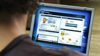 FIFA MANAGER 10 - prezentacja trybu online