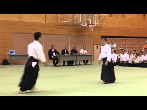 Hong Kong - 11th International Aikido Federation Congress in Tokyo - Demonstrations