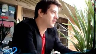 Revista What´s Up - Tomandonos  un café con Yahir  -  2 parte - 26 Julio 2012