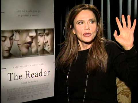 The Reader - Exclusive: Lena Olin Interview