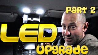 Ko-Gear LED REVOLUTION - Interior and Headlights