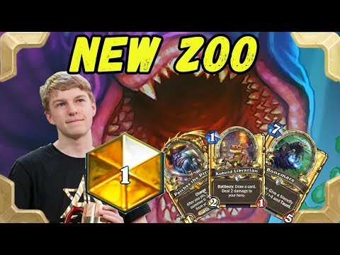 Amnesiasc takes Top 1 legend NA with a new ZOO (Kobolds and Catacombs)