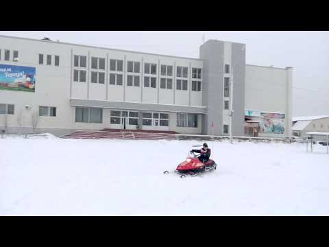 Детский снегоход тайга Рысь РМ.