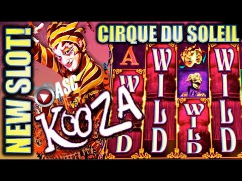 Cirque du soleil kooza slots play kooza slot machine for free