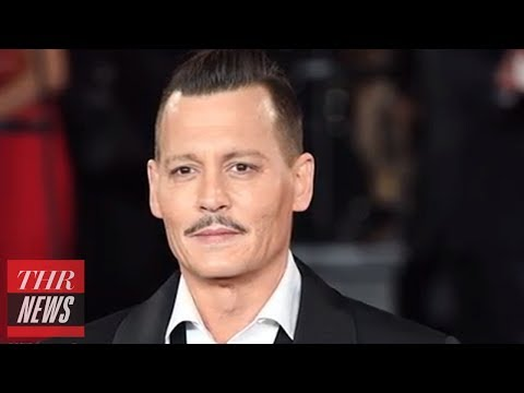 J.K. Rowling Defends Casting Johnny Depp in 'Fantastic Beasts' Sequel | THR News