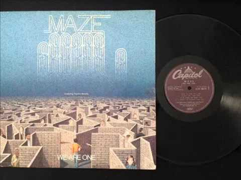 Maze Featuring Frankie Beverly - I Wanna Thank You