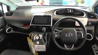 トヨタ 新型シエンタの内装・外装の紹介