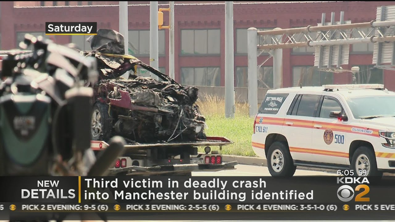 Third Victim In Deadly Pittsburgh Crash Identified