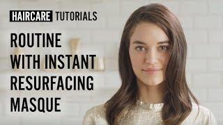 3 steps Routine to repair your Brunette hair | L'Oréal Professionnel tutorials