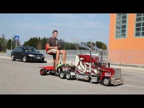 TruckModel Peterbilt 359 RC 1:4 Super Biga !!!!!!