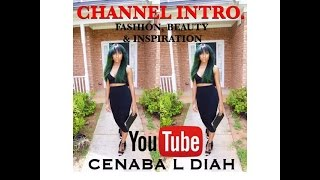 FASHION, BEAUTY & INSPIRATION - CHANNEL INTRO (CLD)