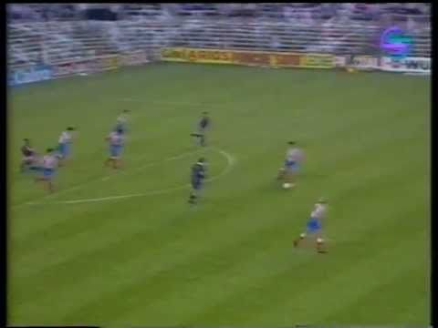 Atletico Madrid - Fc Barcelona 1- 4  1992-1993