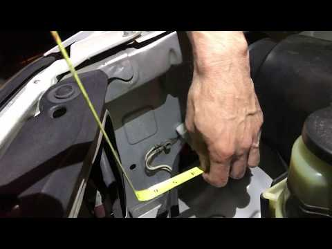 Finding A Location To Mount The PetroSavers Engine Oil Refiner On A 2003 Toyota 4Runner V6 2WD